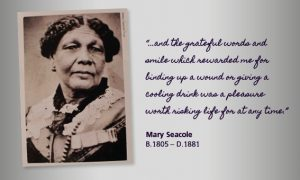 Mary Seacole Banner